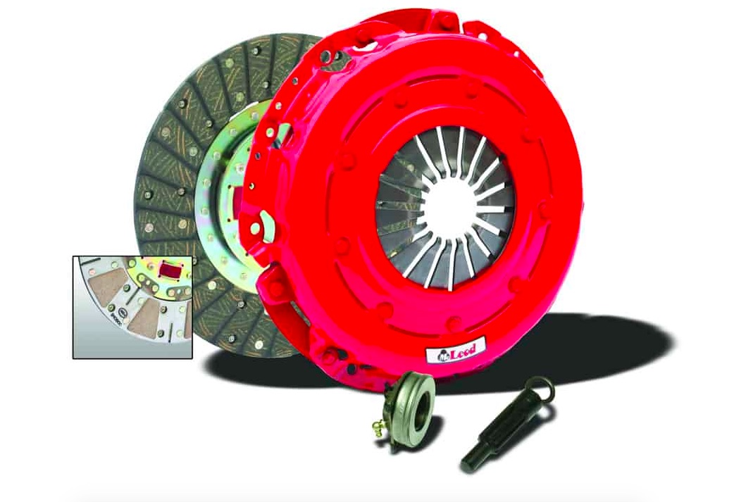McLeod Racing Launches New Single Disc Clutches For Flat Flywheel LS1/LS6 Applications