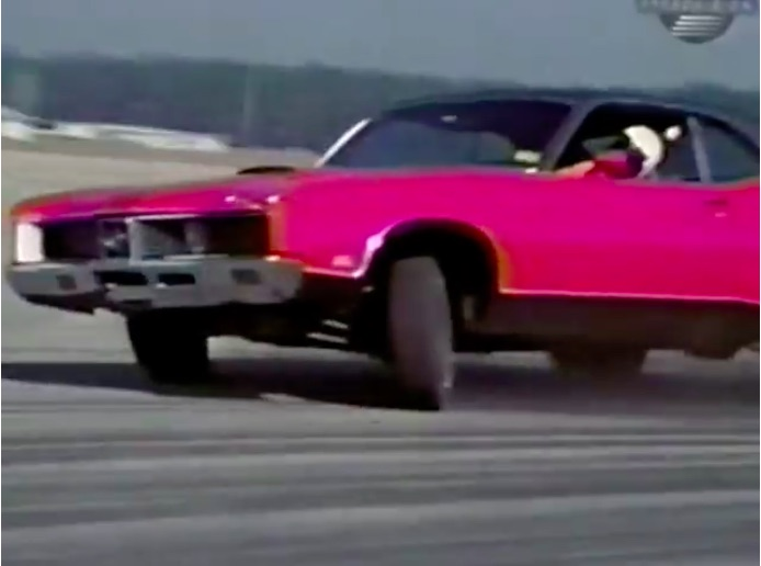 Vintage Road Test Video: Watch A 1971 Mercury Cyclone Get Tooled On And Evaluated!
