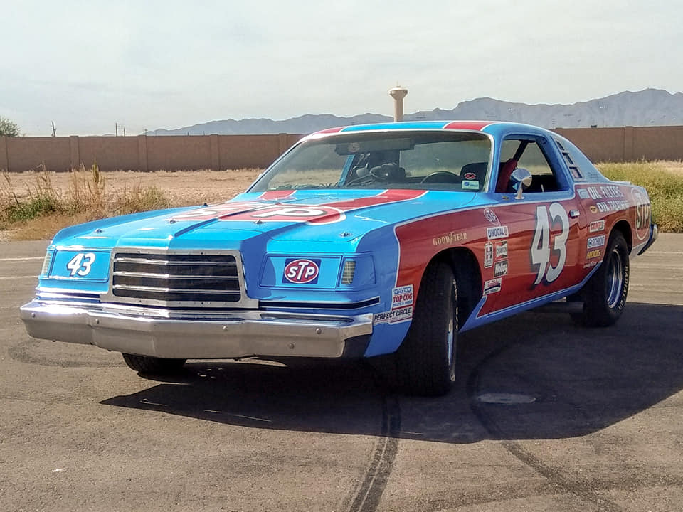 Rough Start: Feed Your Classic NASCAR Kink With This Petty-Inspired 1979 Dodge Magnum!