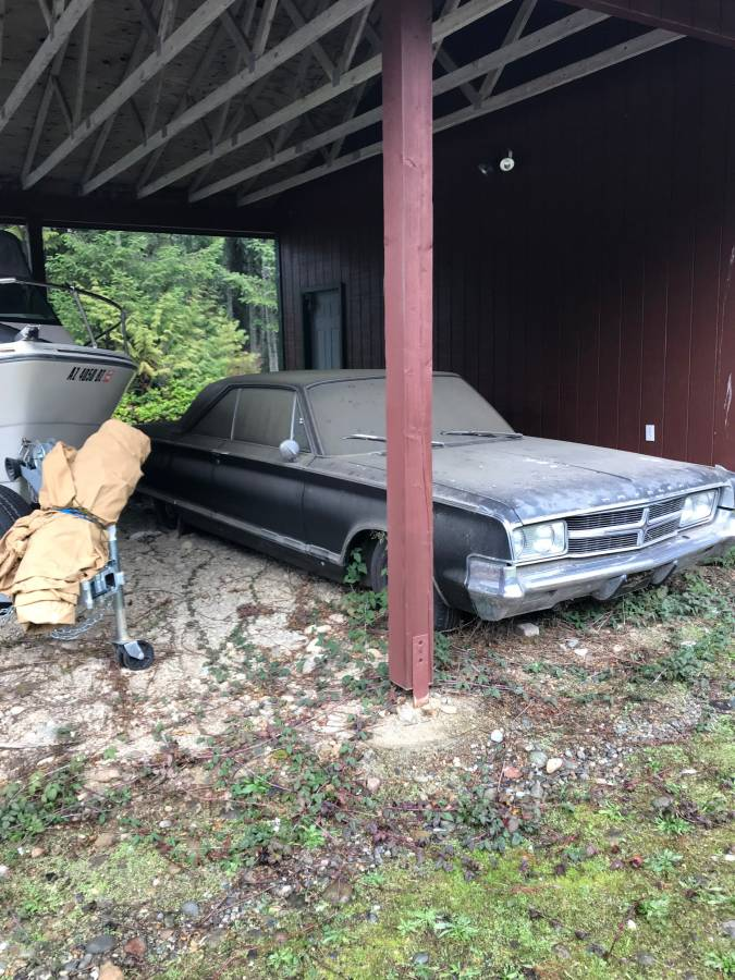 Rough Start: This 1965 Chrysler 300 Is Barn-Find Perfection – Dual Quad Big Block Brick!