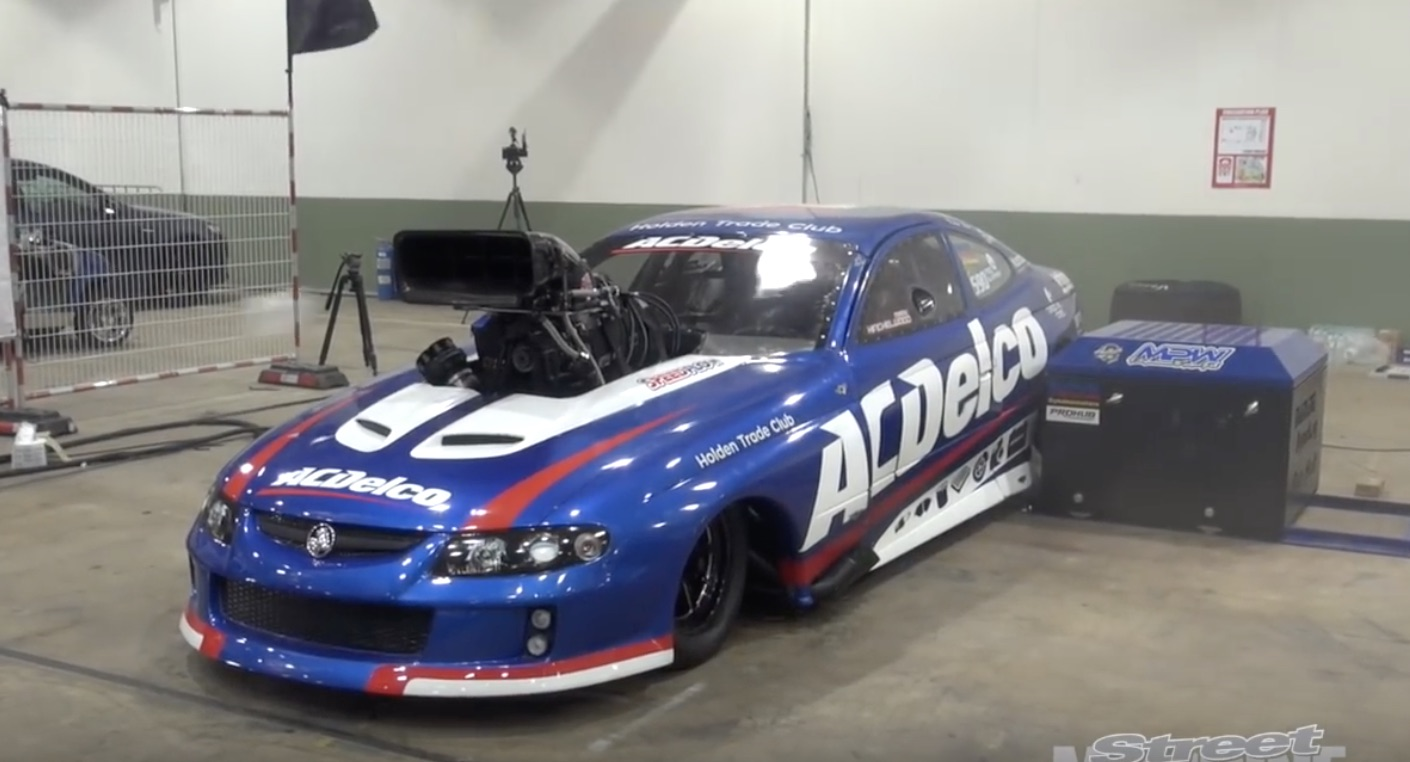 Let The Dyno Decide: A Turbocharged Versus Blown Big-Power Battle At Summernats 32!