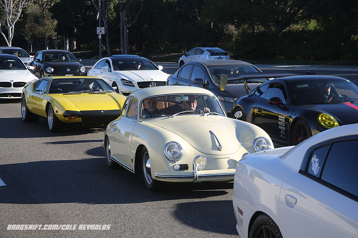 This Is Our Final Blast Of Photos From The Tour D' Orange New Year's Cruise – Hot Rods, Muscle Cars, Exotics, And More.