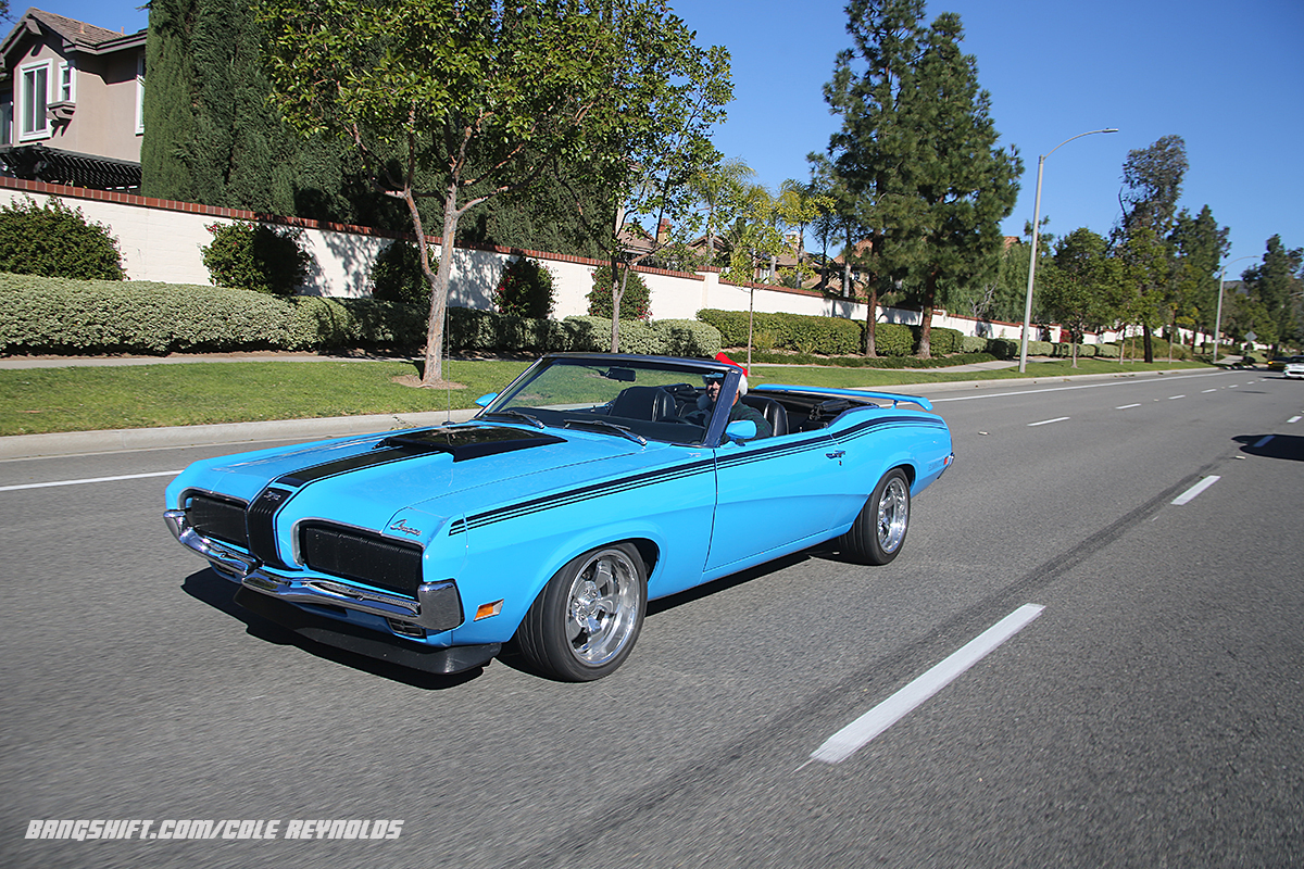 More Tour D' Orange Cruise Coverage: Muscle Cars, Exotics, Imports, Classics, And Hot Rods Cruising SoCal's Coast On New Years