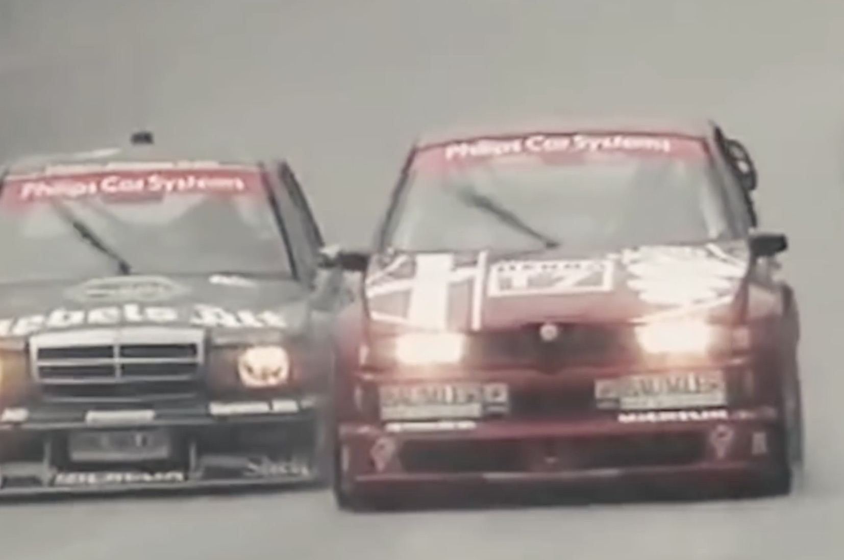 Italians Playing Dutch: Hear The Story Of The Alfa Corse DTM Team's 1990s Experiences!