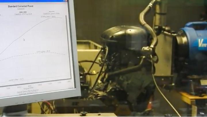 Screamin' Mimi: Watch This Formula 1000 Engine Make 185hp At 10,000+ RPM