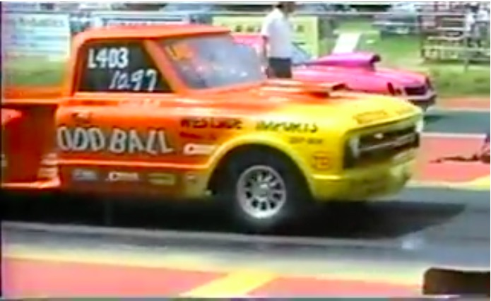 30 Year Trip: Check Out Hallsville Drag Strip Action From 1989 – Sportsman Fun!