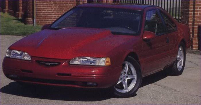Random Car Review: The Ford SVT Thunderbird Proposals – When Ford Decided Give The 'Bird The Bird