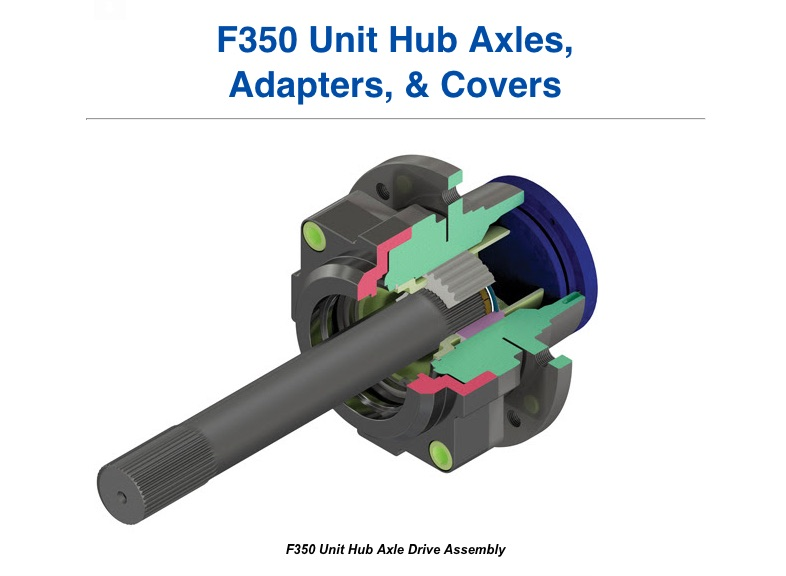 Want To Upgrade The Standard Truck Floater Axle in Your Drag Car? Mark Williams Has You Covered!