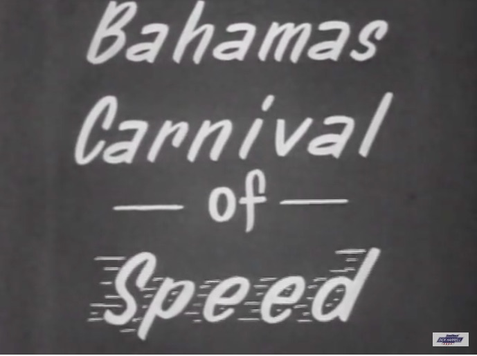 Historic Video: This Look At The 1962 Nassau Speed Week Will Have You Itching For A Time Machine