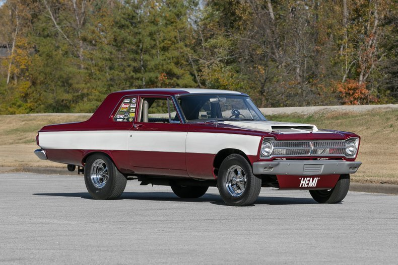 Live Out Your Altered Wheelbase Fantasies With This 1965 Plymouth Belvedere!
