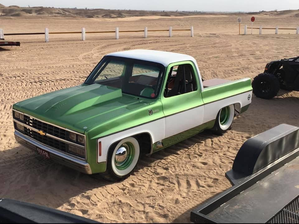 Money No Object: You Need This 1976 Chevrolet Blazer Sand Dragger In Your Life Because…Well, Reasons.