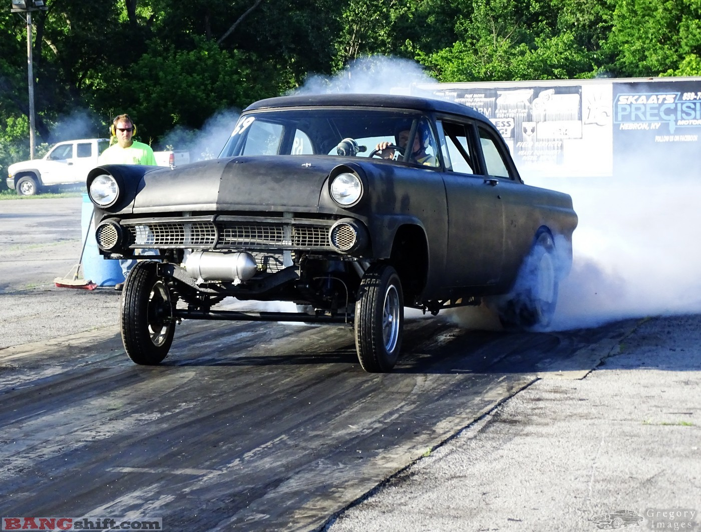 Drag Action Gallery: More Sportsman and Straight Axle Madness At Historic Thornhill Dragway!