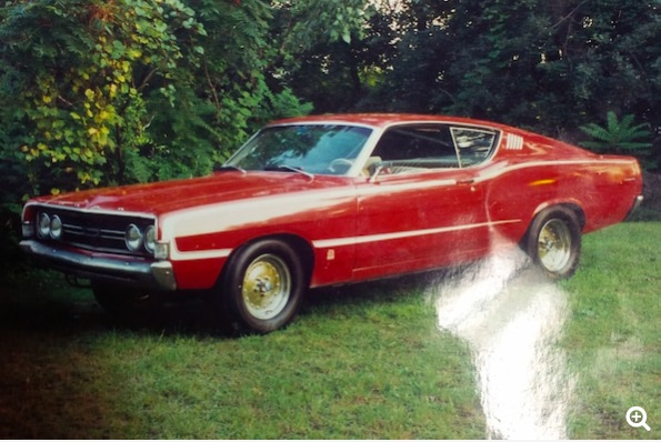 Bob Tasca Jr's Tunnel Port 427 Powered 1968 Torino Surfaces Ater 35 Years Of Slumber!