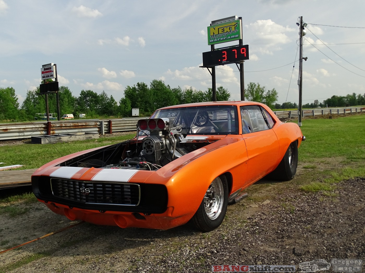 Drag Gallery: Here's Loads Of Nostalgia Action At The US-60 Dragway Spring Nationals