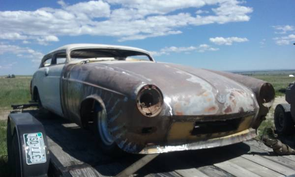 This 1970 VW Type 3 Is A Forlorn Bonneville Project That Needs To Be Finished