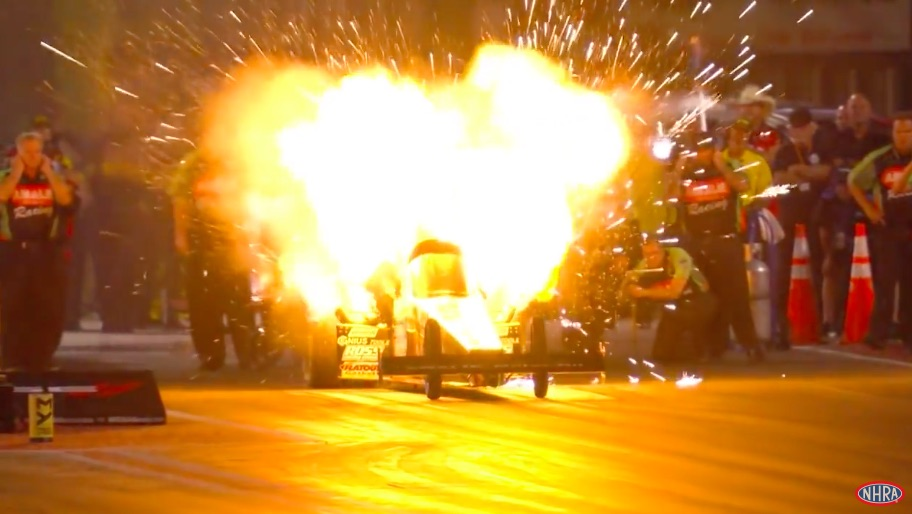 Flaming Craziness Video: The NHRA 2018 Wild Rides Compilation Is Non-Stop Nuts