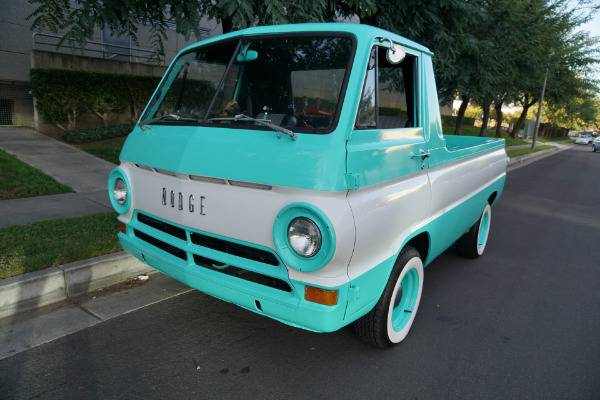 This 1964 Dodge A100 Pickup Has A 5.7 Hemi Swap And Could Be A Great Parts Hauler