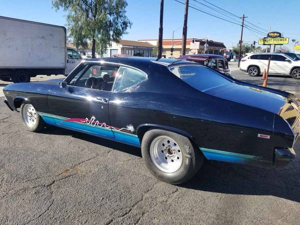 This 1969 Chevelle Is Such A Throwback! It Is Everything I Wanted In 1988