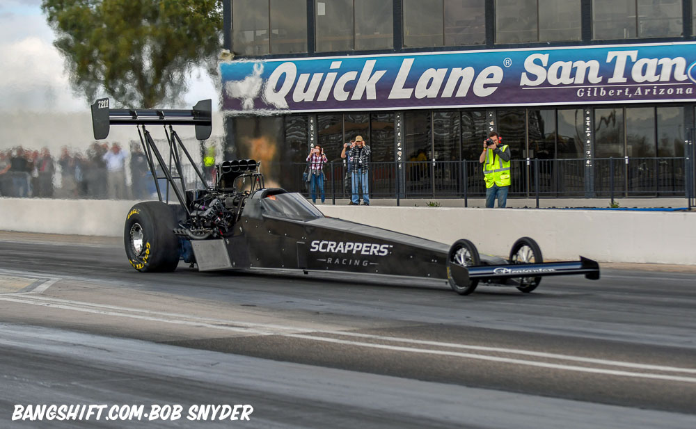 PRO Winter Warm-Ups, NHRA Pre-Season Test Sessions Complete!