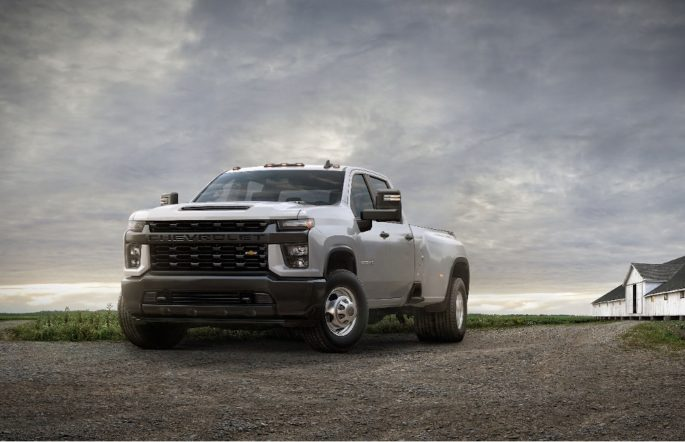 BangShift.com Unveiled: The 2020 Chevrolet Silverado HD Line - 35,500 Pounds Towing, 910 Foot ...