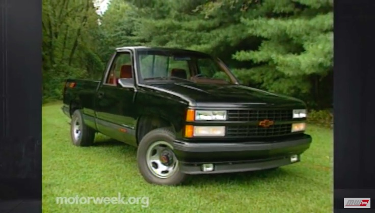 Retro Review: A Look At The 1990 454 SS Chevy Truck That We Lusted Over As Kids
