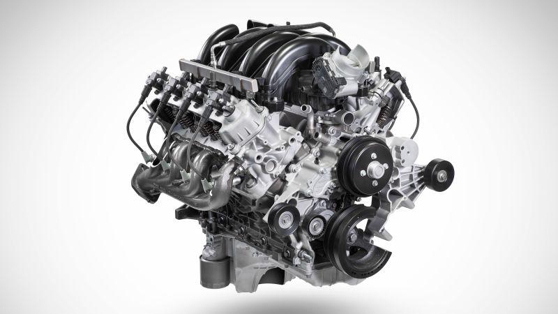 Return Of The Big Block? Ford Introduces 444ci Pushrod V8 Engine For Next Generation Super Duty!