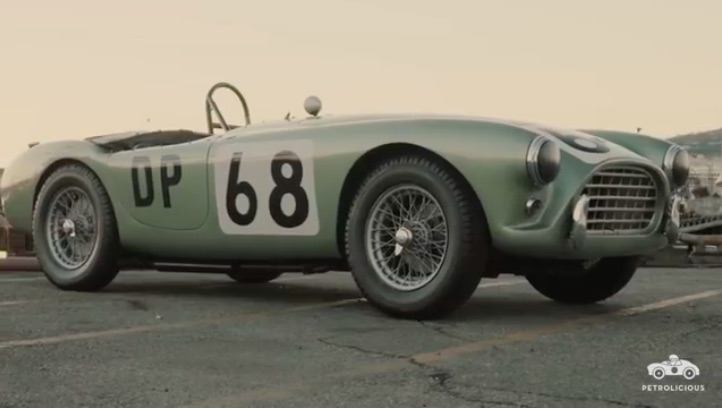 The Grasshopper: This Petrolicious Look At A 1962 AC Bristol And Its interesting Owner Is Cool