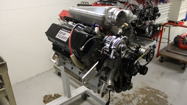 All The Wants: This 454ci Former Dodge NASCAR Engine Rules