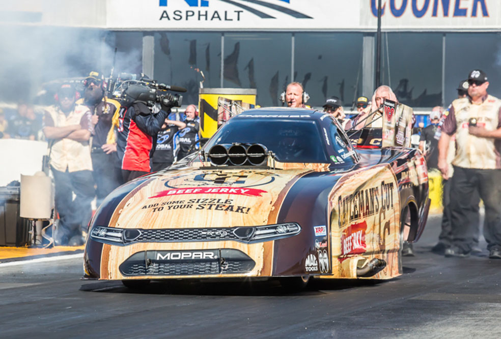 NHRA Winternationals Friday Pro Gallery Action – Right Here!