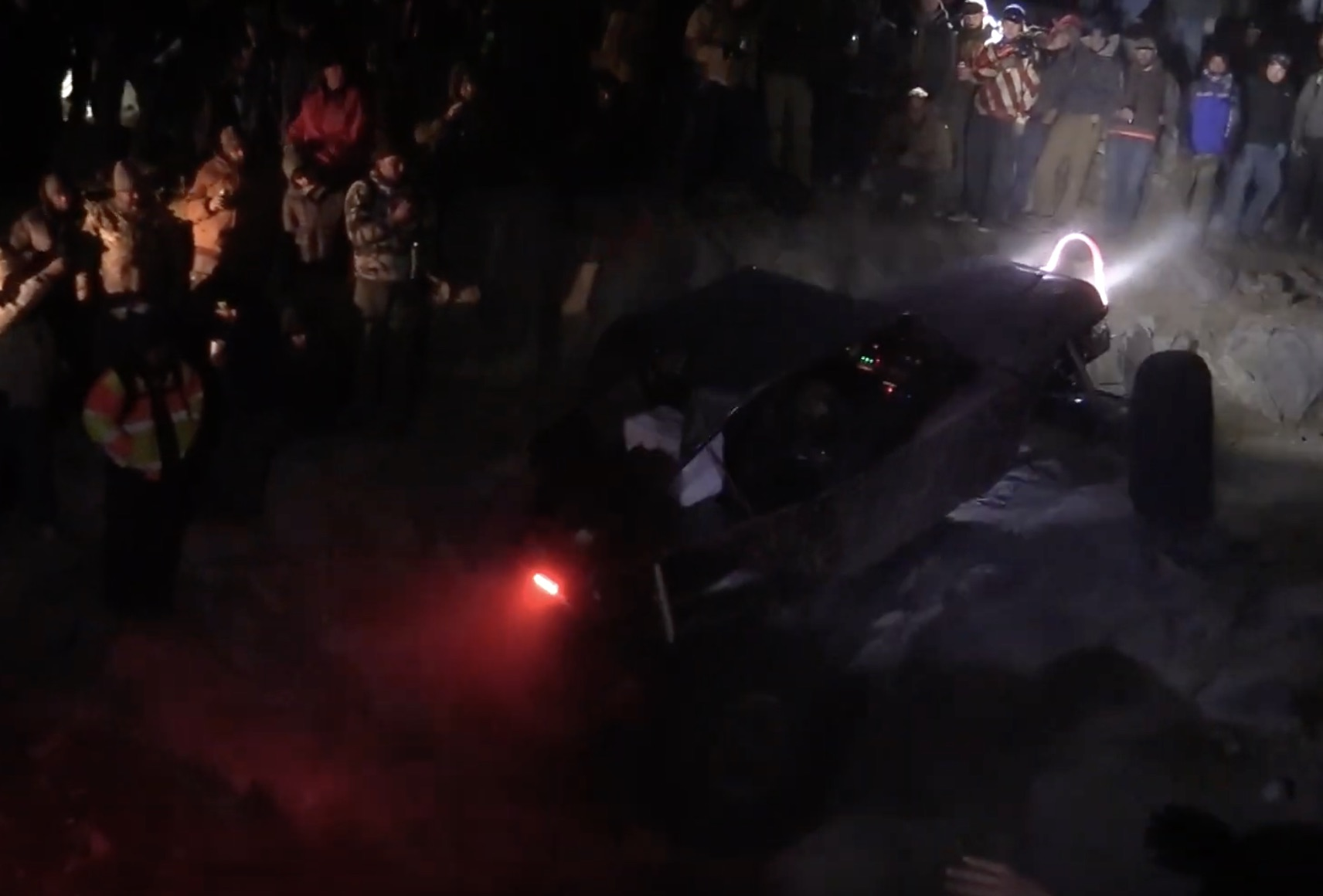King Of The Hammers After-Hours: You Thought The Event Itself Was Rowdy?