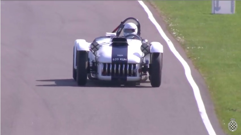 Watch This 1954 Kurtis 500S Go Ripping Around Goodwood In Classic Fashion