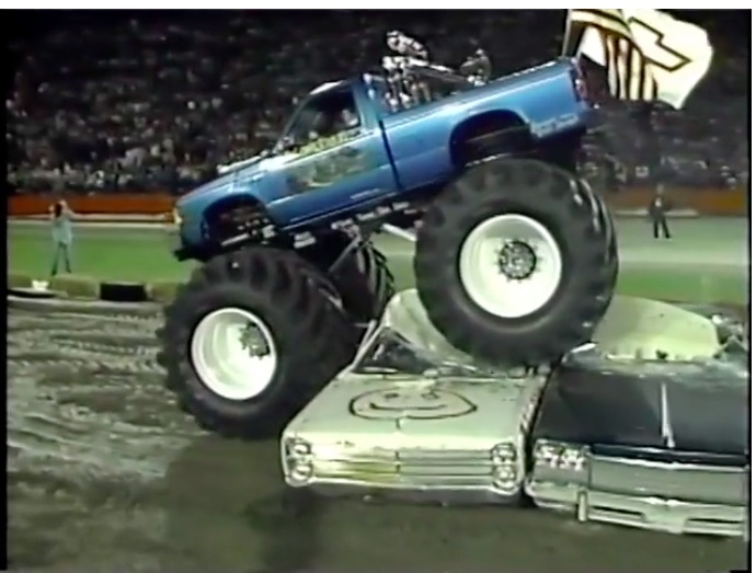 Watch Monster Mania: This Is A Fun Look At The Monster Truck World In 1986!