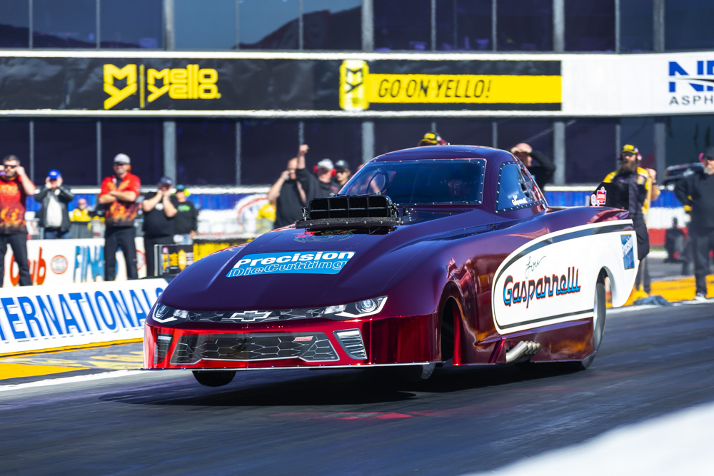 2019 NHRA Winternationals Photo Coverage: It Was Cool, It Was Fast, and It Was FUN