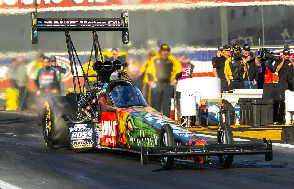 2019 NHRA Lucas Oil Winternationals: A Flurry Of Fuel Cars On The Strip
