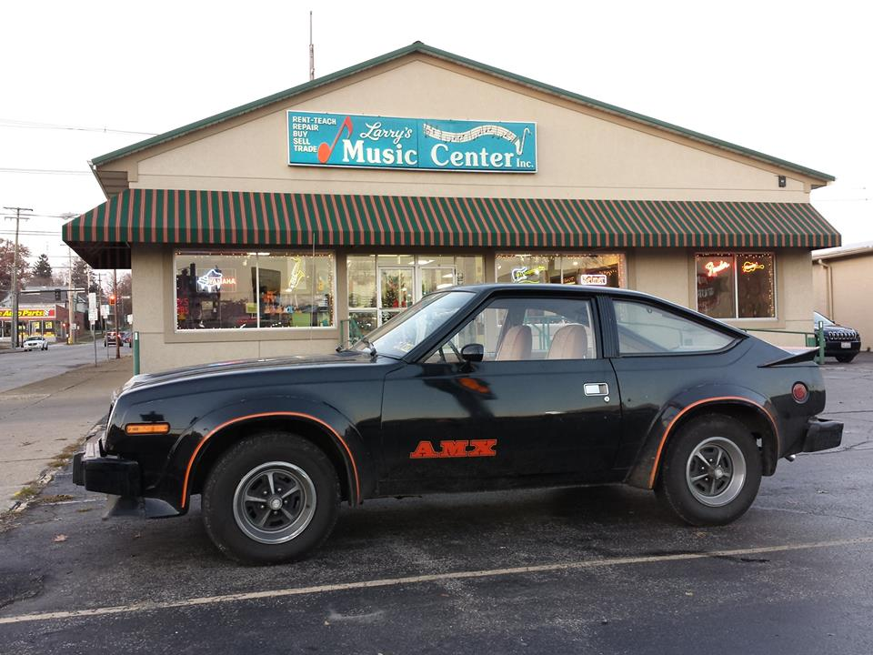 Pro Commuter: This 1980 AMC Spirit AMX Just Needs A Few Minor Touches To Be Great