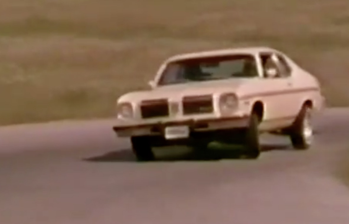 Entry Level Fun: Even A 1974 Oldsmobile Omega Looks Like A Riot To Wheel Around