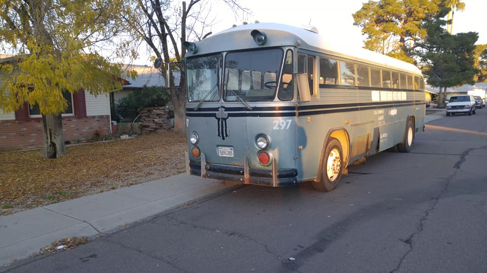 Blank Slate: This 1976 Crown Supercoach Needs To Be RV Converted!