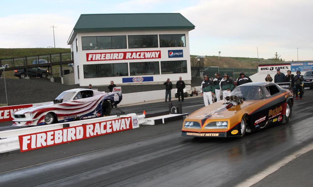 Firebird Raceway In Idaho Becomes The First Dragstrip To Be Placed On The National Register of Historic Places!