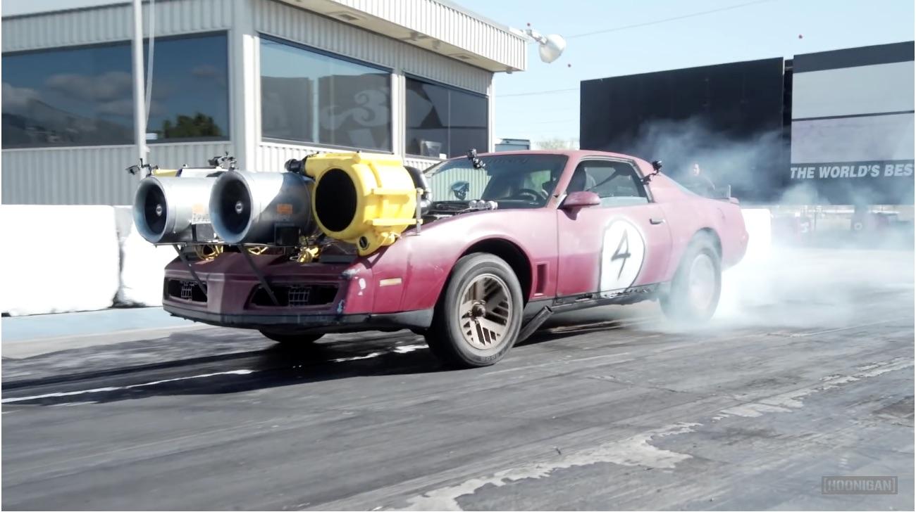Revenge Of The Fireturd! Hoonigan's Craft-Store Turbo Project Returns!