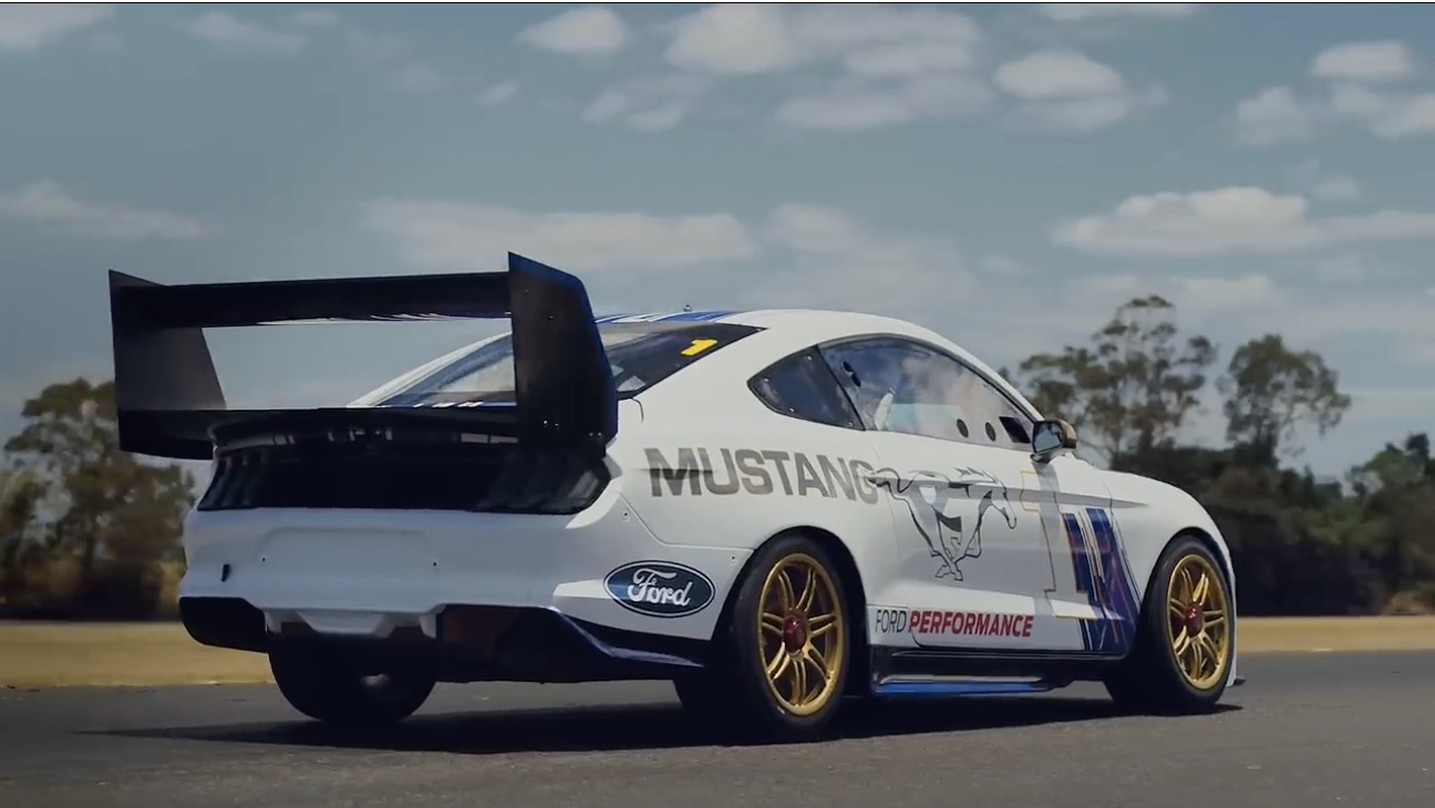 Unveiled: The 2019 Australia Supercars Championship Mustang