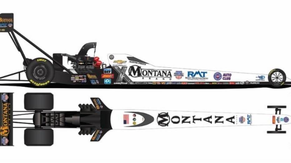 Schumacher Sits Out, Austin Prock Makes Rookie Top Fuel Start At 2019 NHRA Winternationals