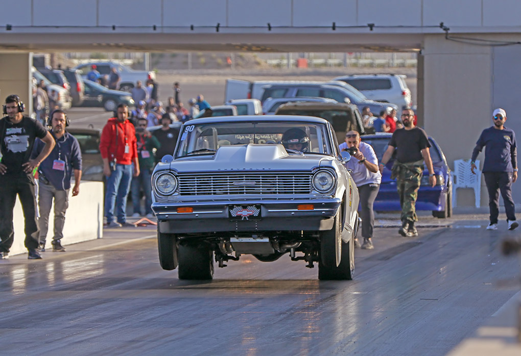 The World's Newest Drag Strip Just Opened In Kuwait: Check Out The Action From Kuwait Motor Town! (Photos and More)