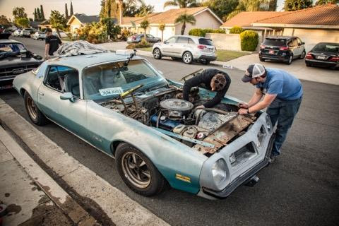 The Story Of The Surfin' Bird: 3 Strangers, 1 '75 Abandoned Firebird, and 2000 Miles to Glory