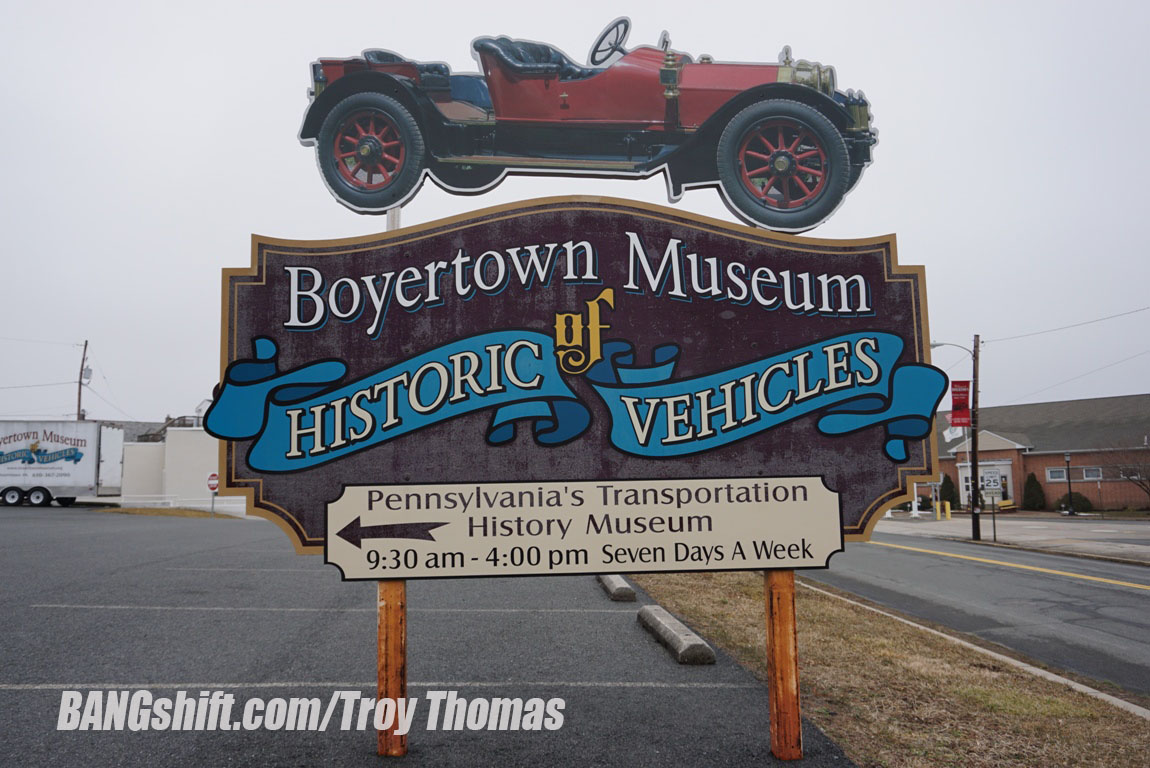 Hoods–Up Weekend Provides Visitors with a Close Up Look at the Heart of the Early Automobile