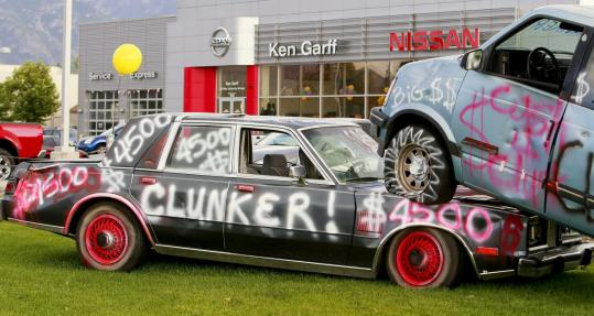 The Cash For Clunkers Story: How The Car Allowance Rebate System Was A Failure