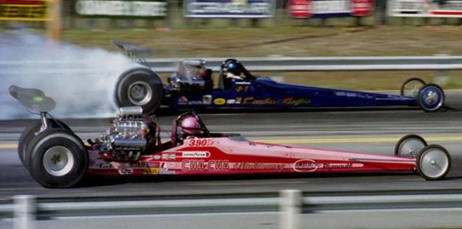 The Restored Candies and Hughes 1973 Top Fuel Dragster Is For Sale – Gators Winner #2 In The World That Year