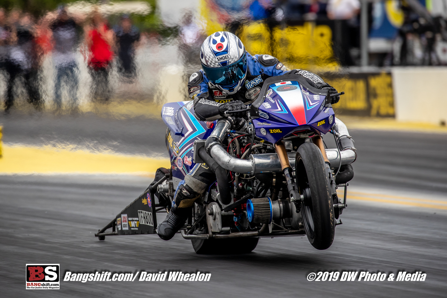 Top Fuel Harley Davidson Action Photos: The Most Insane Bikes In Drag Racing Attack Gainesville Raceway!