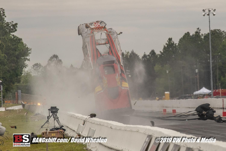 2019 NHRA Gatornationals Sportsman Action Photos: Beautiful Cars, Horrible Wreck