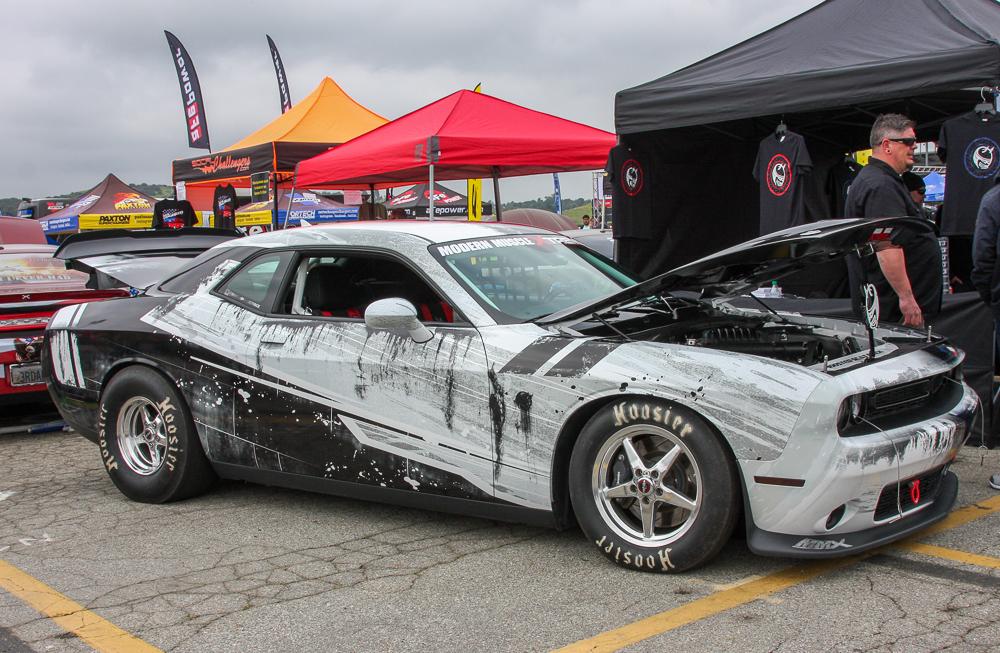 BangShift com Chrysler Spring Festival of LX With Modern Mopar