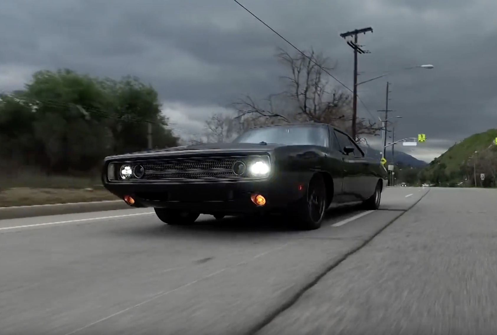 "Re-Engineered Or Just Overbuilt? The ""Evolution"" Charger Gets A Once-Over With Leno!"